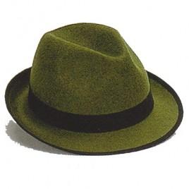 Sombrero de gangster mediano